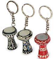 Doumbek Key Chains